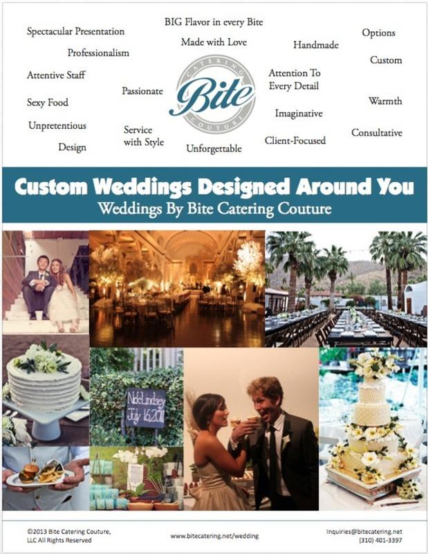 Article wedding brochuire cover