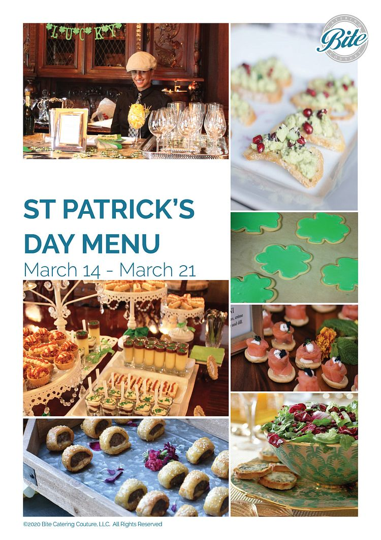 St Patrick's Day Holiday Specials