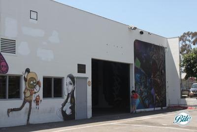 Mad Ave Back Entrance 2