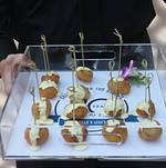 Santa Monica Company Anniversary Party Croquettes