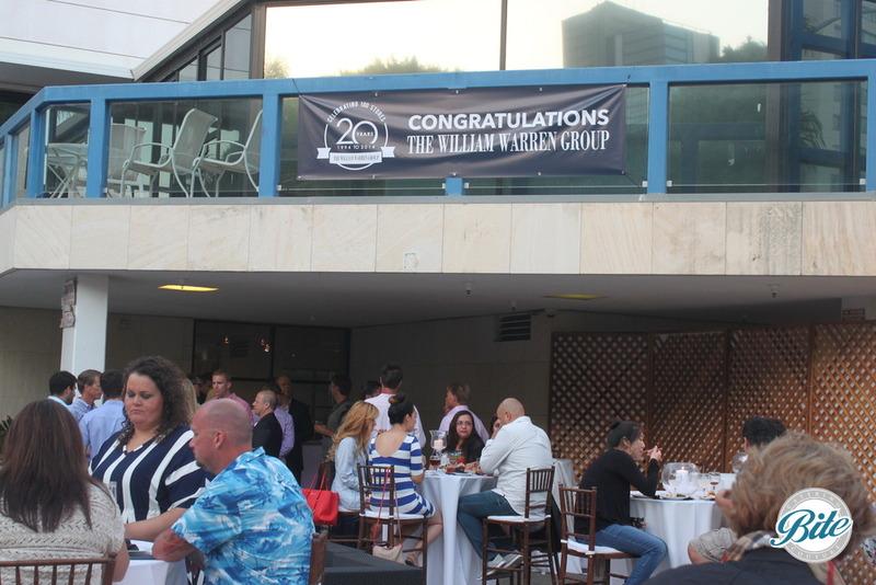 Santa Monica Company Anniversary Party Sign