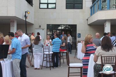 Santa Monica Company Anniversary Party Guests