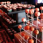 Hall of Games Dessert Station Closeup