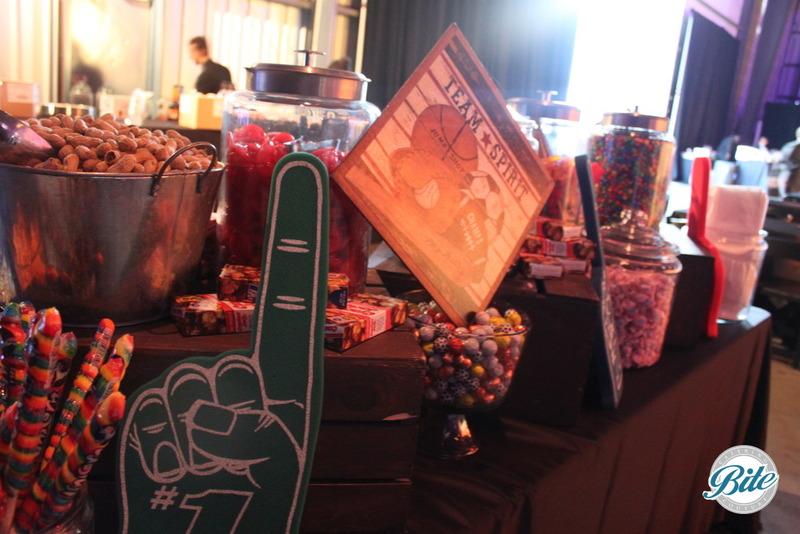 Hall of Games Candy Bar Closeup