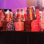 Hall of Games Candy Bar Front