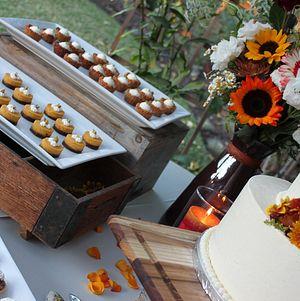 Fall Dessert Station