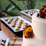 Wedding Cake Side