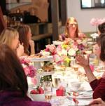 Bridal Shower Tea Party at Bite Bar
