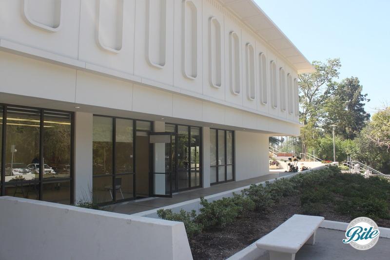 Brand Park Library Studio Patio