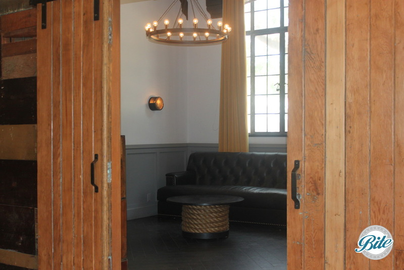 Mack Sennet Studios Cocktail Room Entrance