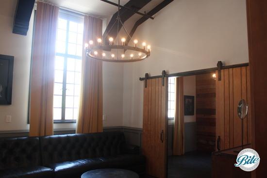 Mack Sennet Studios Cocktail Room Center