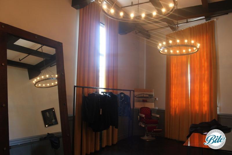 Mack Sennet Studios Cocktail Room Back