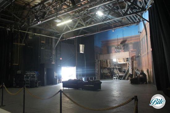 Mack Sennet Studios Soundstage One
