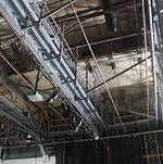 Mack Sennet Studios Soundstage One Ceiling