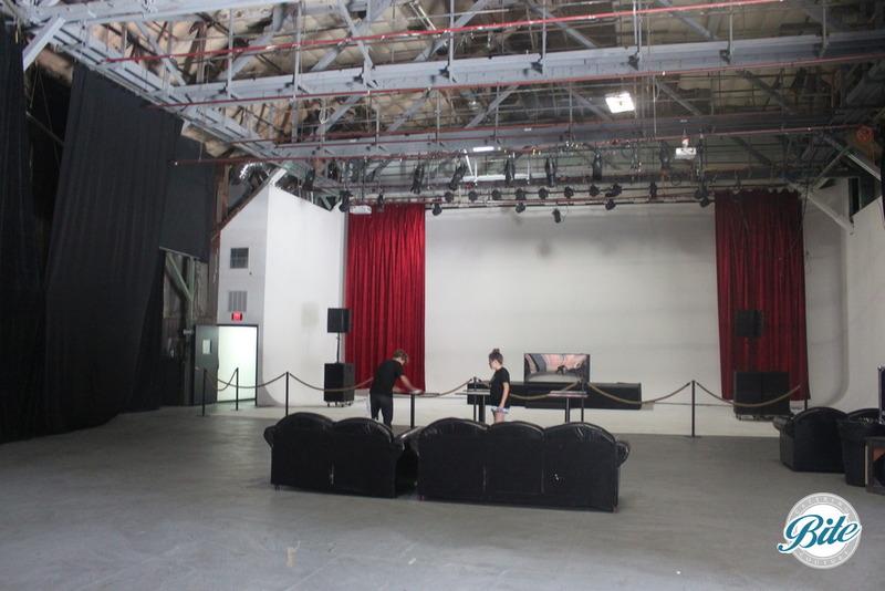 Mack Sennet Studios Soundstage One Front
