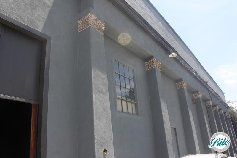 Mack Sennet Studios Exterior