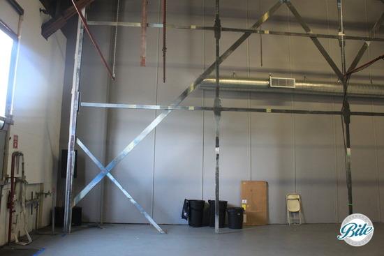 Mack Sennet Studios Soundstage Two Side