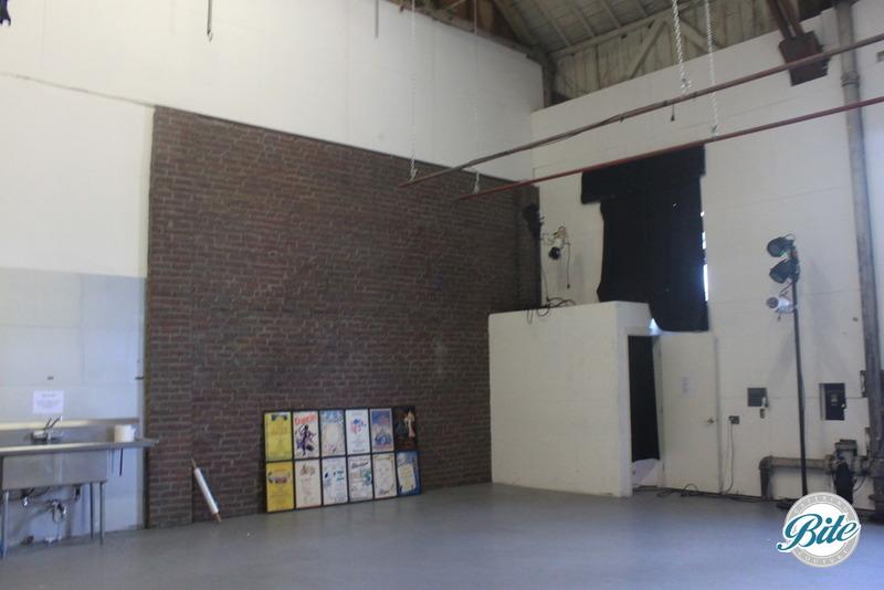 Mack Sennet Studios Soundstage Two