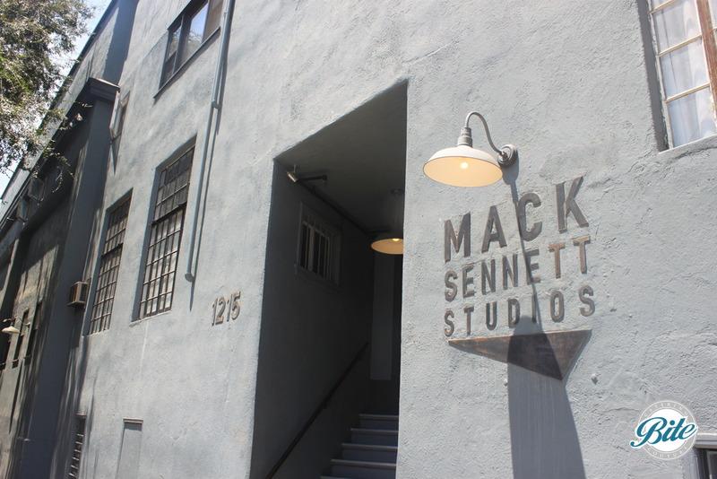Mack Sennet Studios Front Entrance