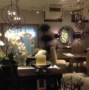 Magic Box Living Room Showroom