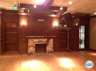 Magic Box Living Room Fireplace Closeup