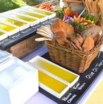Olive Oil Station Closeup