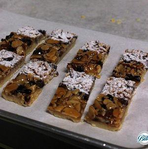 Caramel Nut Shortbread