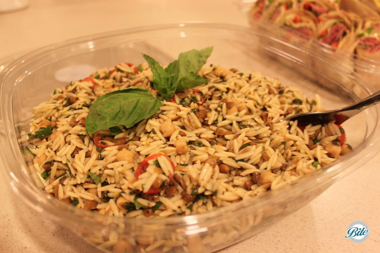 SUMMER ORZO