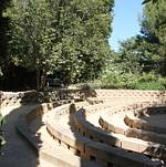 South Coast Botanic Garden Amphitheater