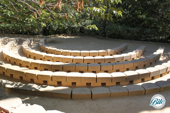 South Coast Botanic Garden Amphitheater 2