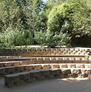 South Coast Botanic Garden Amphitheater Seats