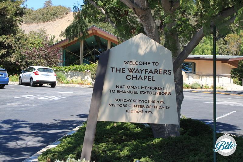 Wayfarer's Chapel Entrance