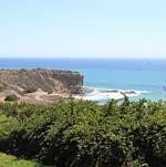 Wayfarer's Chapel Ocean View