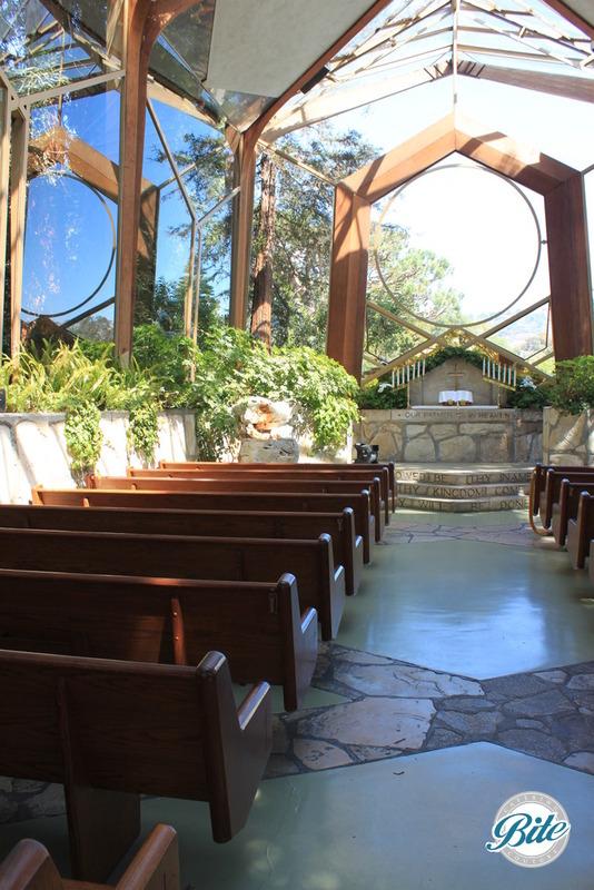 Wayfarer's Chapel Aisle