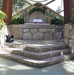 Wayfarer's Chapel Altar Complete