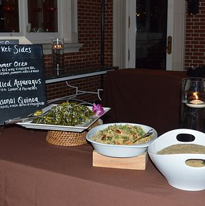 RideOn Fundraiser Buffet Station