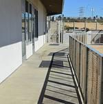 Dockweiler Side Porch