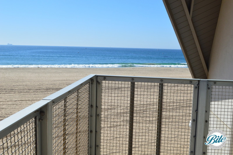 Ocean view from dockweiler youth center