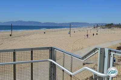 Malibu view from dockweiler youth center