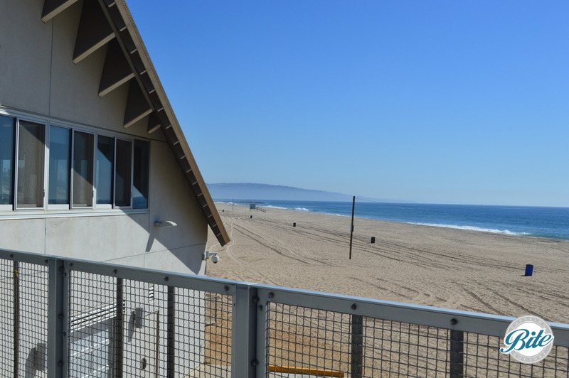 View of palos verdes from dockweiler youth center