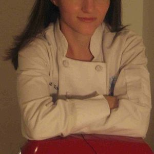 Chef Elizabeth Goel at French Culinary Institute