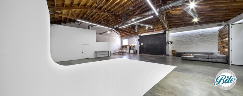 The 3,000 square foot space boasts a newly renovated cyclorama, standing 13.5' high x 24' wide, and can accommodate still photography, film production, gallery openings, classes, workshops and special events.