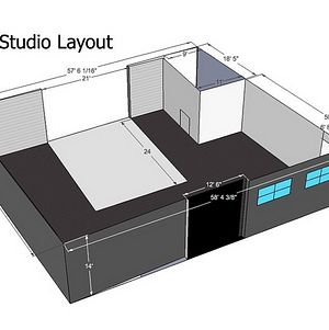 Edge Studio Layout