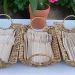 Cutlery in Baskets