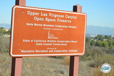 Upper Las Virgenes Canyon Open Space Presever