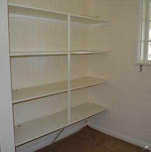 Upper Las Virgenes Bridal Room Storage