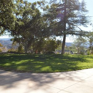 Upper Las Virgenes Backyard
