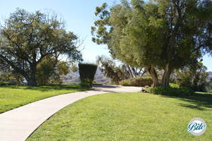 Backyard Ceremony Area