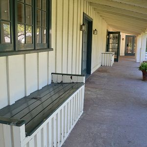 Upper Las Virgenes Front Yard Overhang