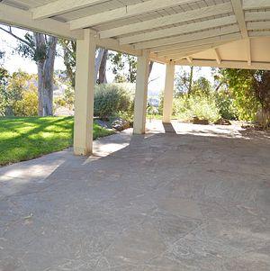 Upper Las Virgenes Front Yard Overhang 2